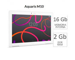 TABLET BQ Aquaris M10 (16 GB + 2 GB)