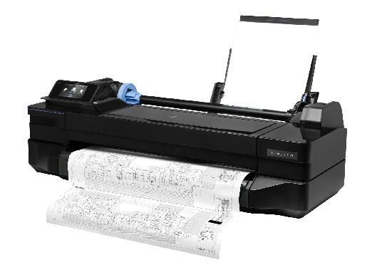 "PLOTTER HP T120 24"" USB-WIFI"